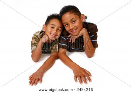 Happy Latino Kids