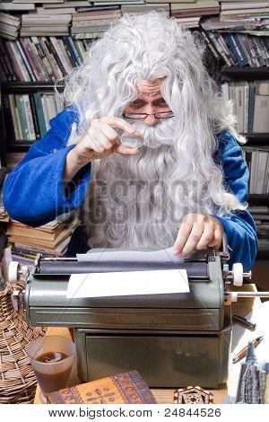Senior author