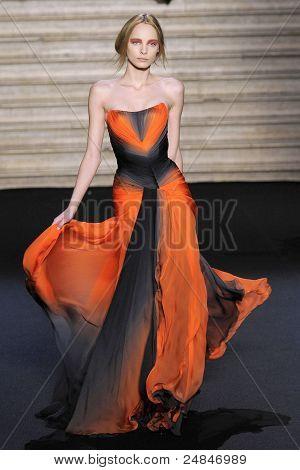 Valentin Yudashkin Fall/Winter 2011 Collection - Paris