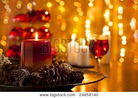 Navidad tabla ajuste