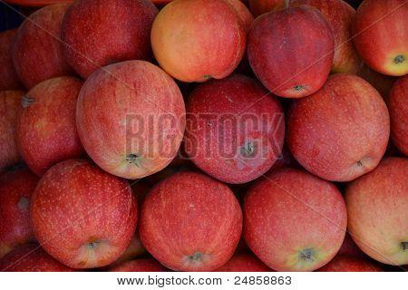 Large apples
