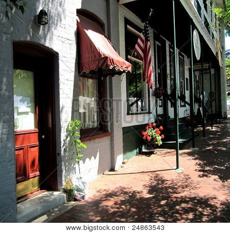 Dahlonega Historic Downtown