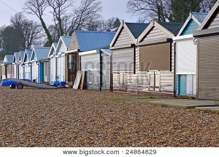 Beach Hut Maintenance