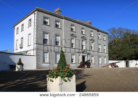 Oldbridge House, Ireland.