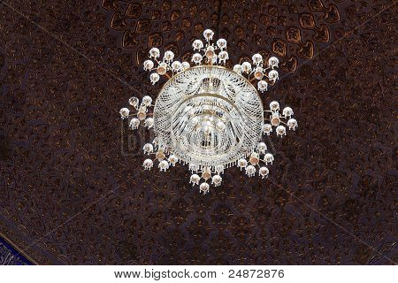 Chandelier Of Guri Amir