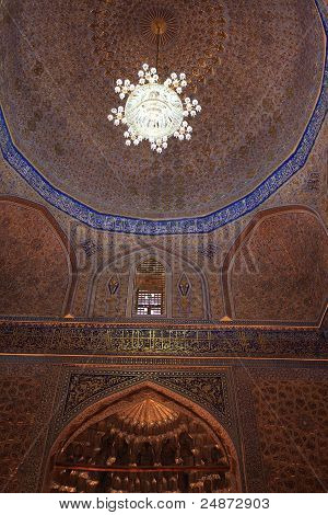 Dome Of Guri Amir