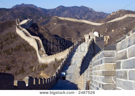 The Great Wall Of China Iv