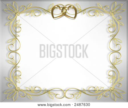 Wedding Or Valentine Frame