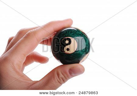 Chinese Ball In Hand