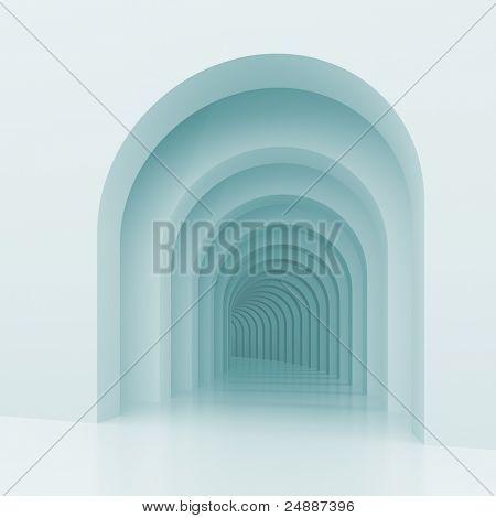 Arches Interior