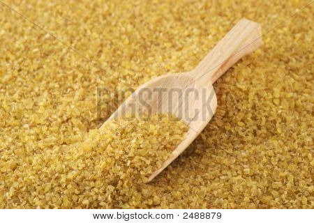 Bulgur (Cracked Wheat)
