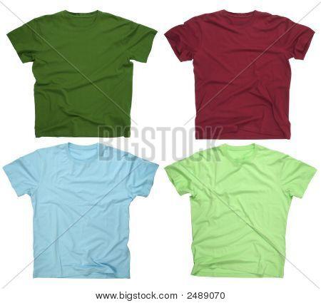 Blank T-Shirts Three
