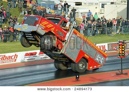 Truck Stunt