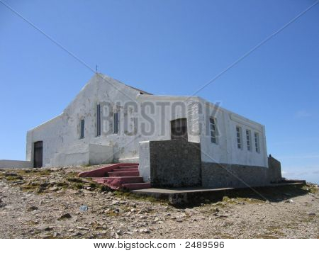 Church On Croagh Patrick