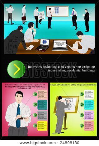 Engineering Designing Website.vector