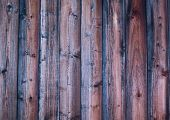 Vertical Planks Weathered Rustic Scorched Dark Surface Base Substrate poster