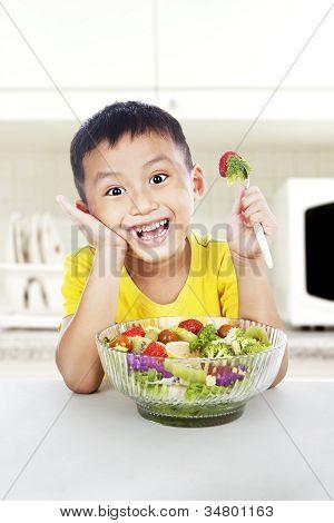 Pleasant Food