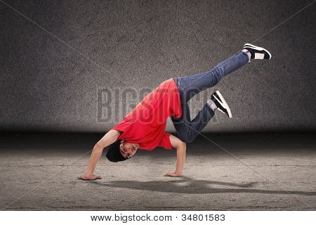 Cool Breakdance Style