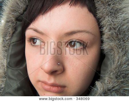 Chukchi Woman