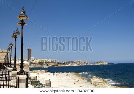 Seaside Sliema Malta