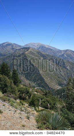 Mt. Baldy Vertical