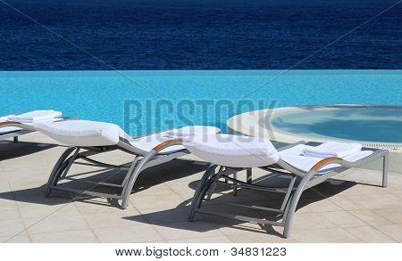 Luxury Outdoor Swimmingpool Chair