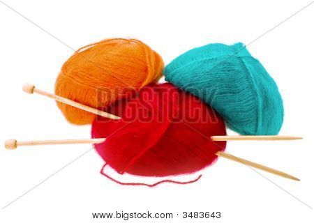 Thread For Knitting