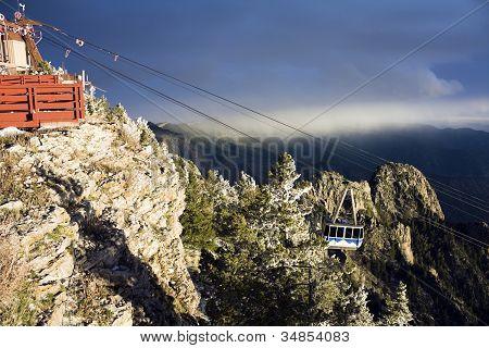 Sandia Mountains Tramway