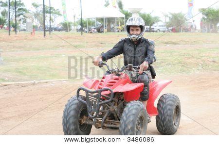 ATV oder Quad-bike