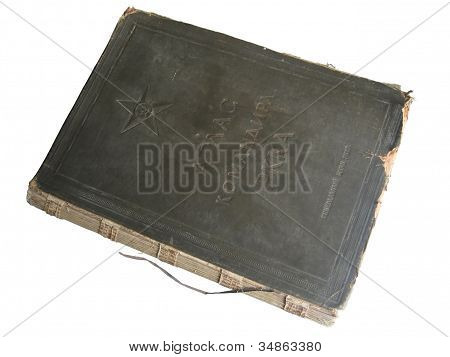 The Old Soviet Book.