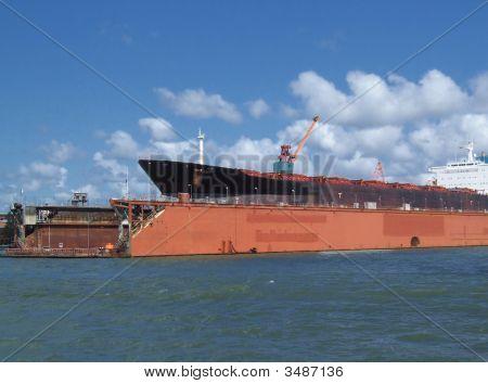 Drydock At Gothenburg