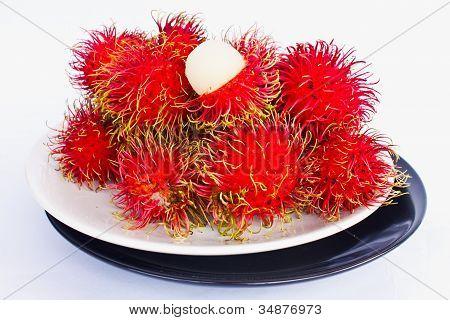 Fresh Rambutan Fruit