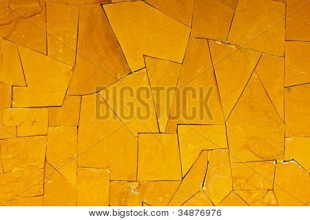 Sandstone Wall Texture Background