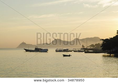 Dili Coastline In East Timor, Timor Leste