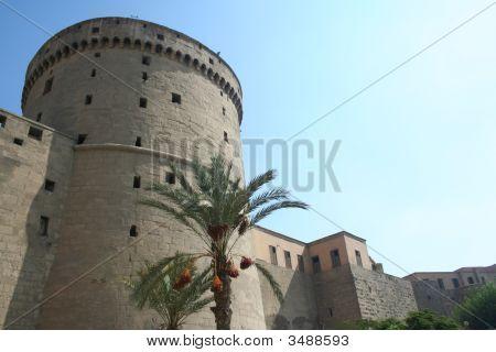 Citadel In Cairo