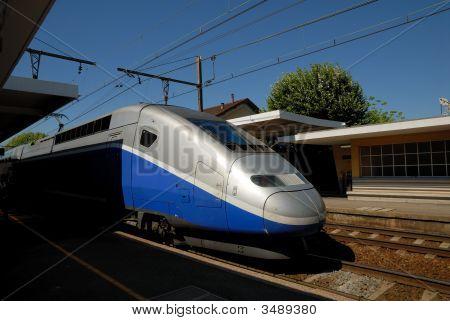 French High Speed Train, Tgv