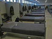foto of bunk-bed  - military bunks - JPG