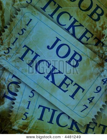 Job Ticket