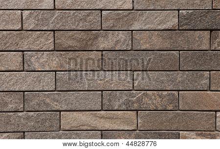 Dark Brown Marble Pattern