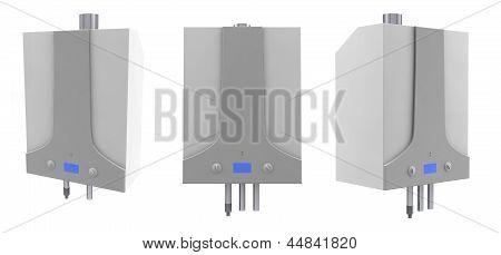 Gas Boilers