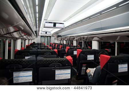Japanese Train Car
