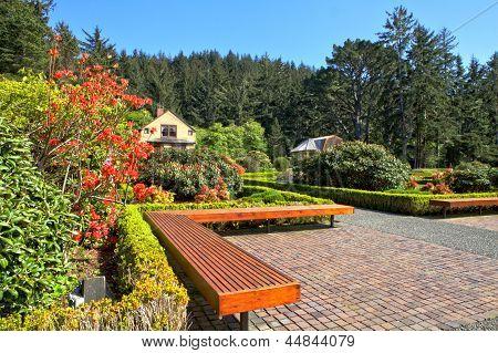 Shore Acres Botanical Gardens