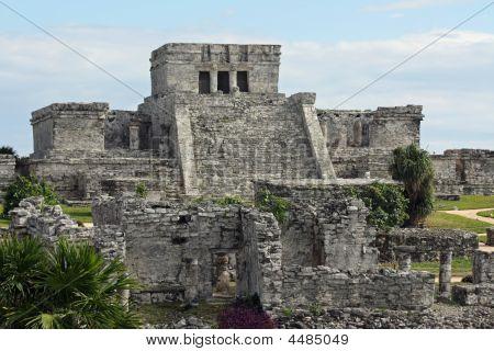 Tulum Ruins Temple