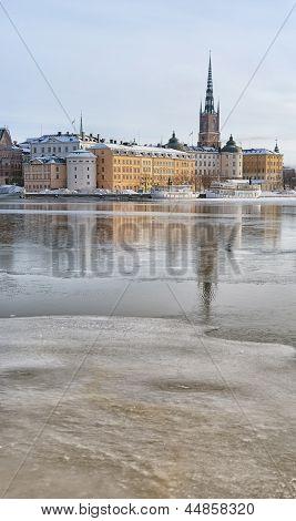 Stockholm Winter