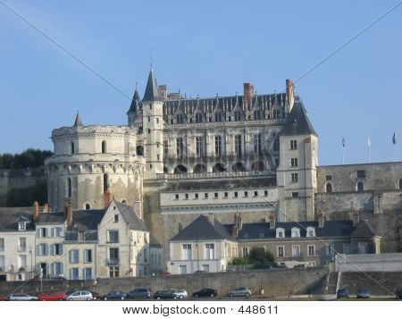 Picture or Photo of Amboise chateau, loire valley, france