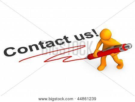 Manikin Contact Us