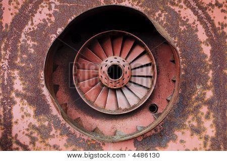 Old Rusty Turbine