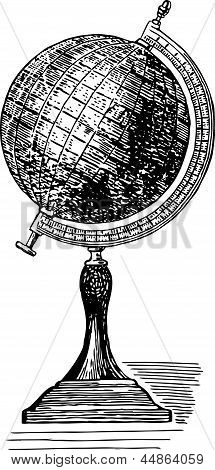 Ancient Globe.eps