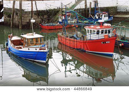 Porto de Cobh, Cork.