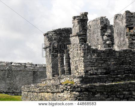 Tulum Mayan Ruins